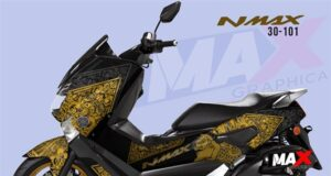 sticker decal nmax maxgraphica cutting sticker sidoarjo