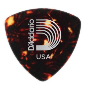 D'Addario Classic Celluloid Wide Shell-Color